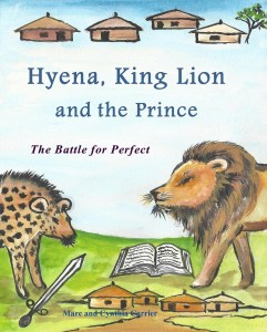 hyena king lion and the prince front cover