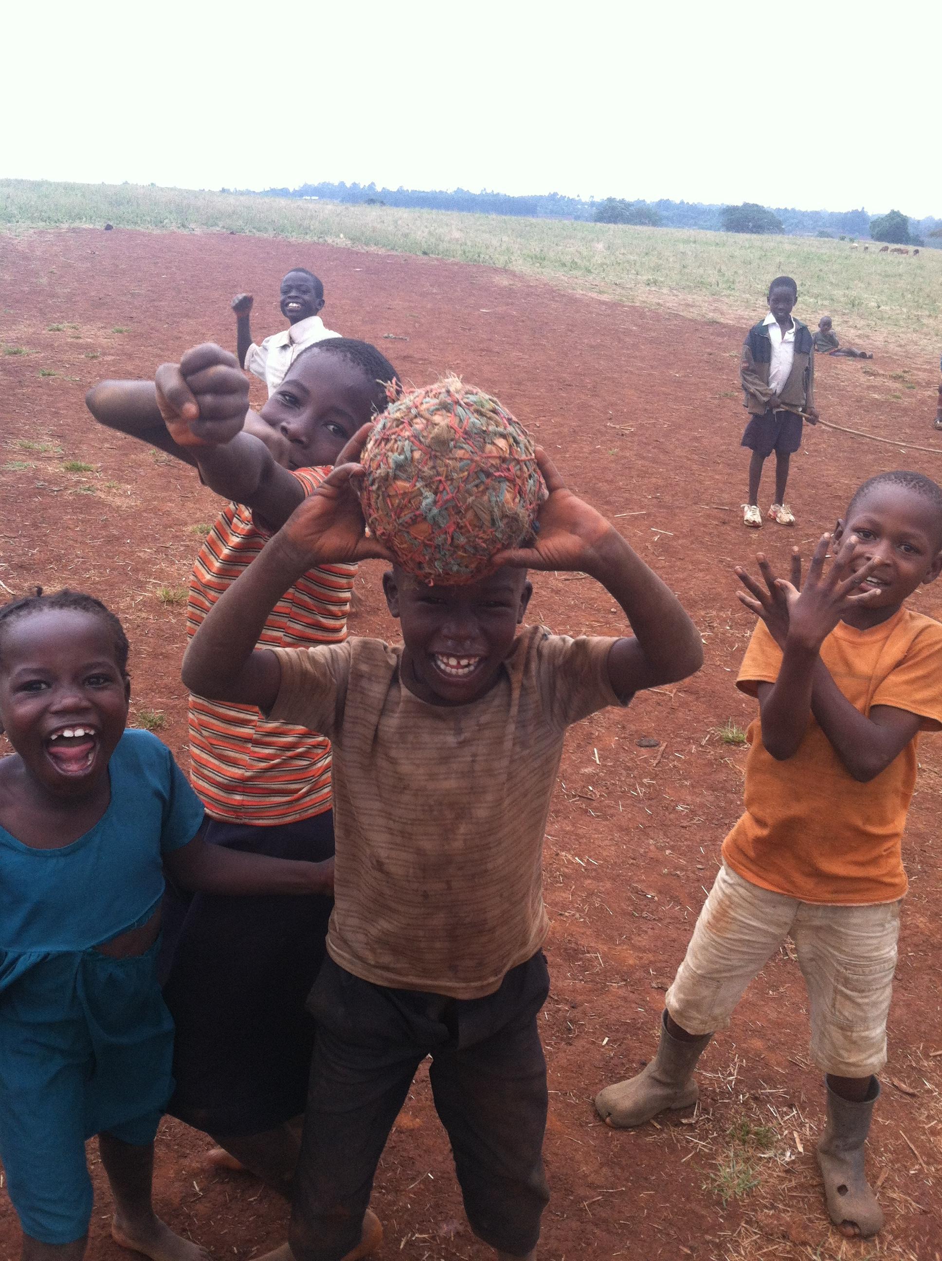 Children For Daz Studio And Poser: Games Kenyan Children Play